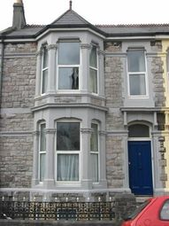 Thumbnail 7 bed town house to rent in Evelyn Place, Near The Uni Gym, Plymouth