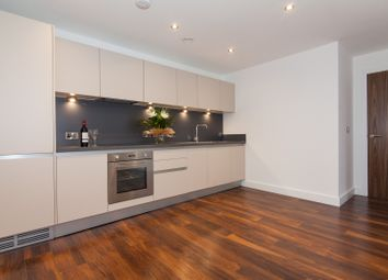 Thumbnail 2 bed flat to rent in Wilburn Basin, Salford
