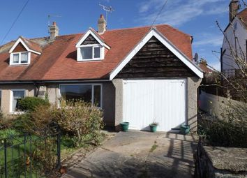 Thumbnail 3 bed bungalow for sale in Wynn Crescent, Old Colwyn, Colwyn Bay, Conwy