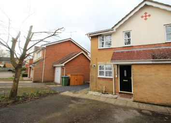 Thumbnail 2 bed semi-detached house to rent in Ibsen Close, Whiteley, Fareham, Hampshire