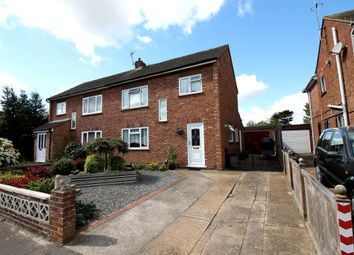 Thumbnail 3 bed semi-detached house for sale in Worthington Way, Colchester