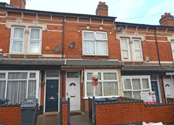 Thumbnail 3 bed terraced house for sale in Brixham Road, Edgbaston, Birmingham