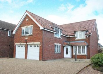 Thumbnail 4 bed detached house for sale in Rowernfields, Dinnington, Sheffield, South Yorkshire