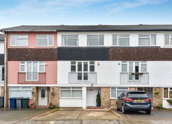 Thumbnail 4 bed terraced house for sale in Franklin Close, Whetstone