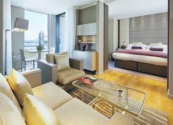Thumbnail 1 bed flat to rent in Lower Thames Street, Tower Hill