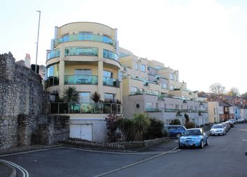Thumbnail 2 bed flat to rent in Weston Road, Weymouth