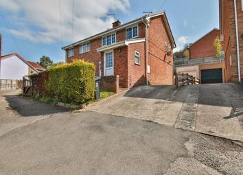 Thumbnail 3 bedroom semi-detached house for sale in Hudsons View, Ruspidge, Cinderford