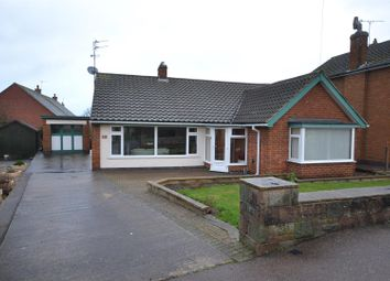 Thumbnail 3 bed detached bungalow for sale in Little Haw Lane, Shepshed, Leicestershire