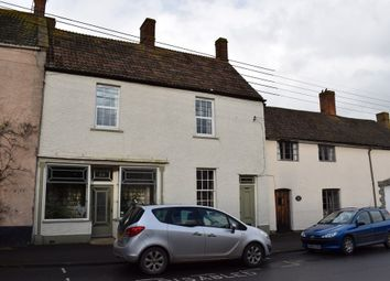 Thumbnail 4 bed terraced house for sale in High Street, Stogursey, Bridgwater