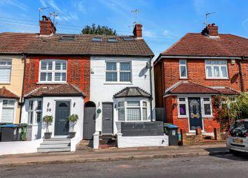 Thumbnail 4 bed end terrace house for sale in Ebberns Road, Hemel Hempstead