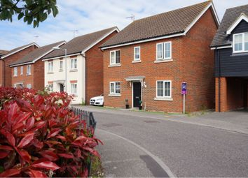 Thumbnail 4 bed link-detached house for sale in Nelson Close, Harleston