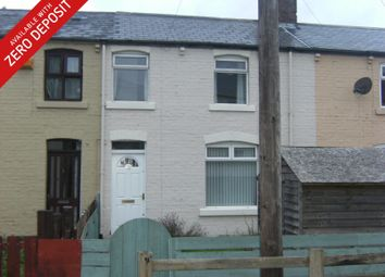Thumbnail 2 bed terraced house to rent in Blagdon Terrace, Seaton Burn, Newcastle Upon Tyne