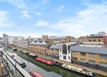 Thumbnail 1 bedroom flat for sale in Harley House, Limehouse, With Canal Views