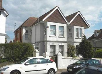 Thumbnail Studio to rent in Hurst Road, Eastbourne