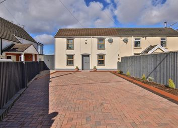 Thumbnail 3 bed semi-detached house for sale in Merthyr Road, Llwydcoed, Aberdare