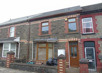 Thumbnail 3 bedroom terraced house for sale in Gwendoline Terrace, Abercynon, Mountain Ash