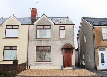 3 bed semi-detached house for sale in Frampton Road, Gorseinon, Swansea SA4