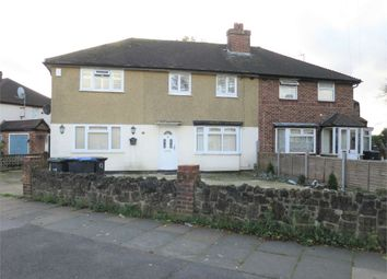 Thumbnail Semi-detached house for sale in Northumberland Avenue, Enfield, Greater London