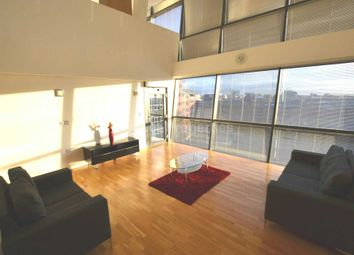 3 bed flat to rent in The Quays, Salford M50