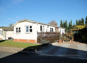 Thumbnail 2 bed mobile/park home for sale in Ashbourne Square, Wood End