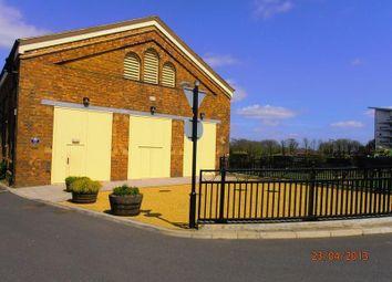 Thumbnail 2 bedroom mews house to rent in Earlestown Way, Wolverton, Milton Keynes