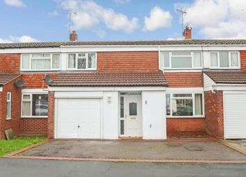 Thumbnail 3 bed terraced house for sale in Leicester Crescent, Atherstone