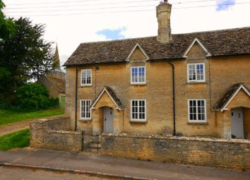 Thumbnail 3 bed cottage to rent in Rodmarton, Cirencester