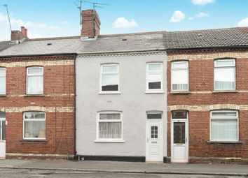 Thumbnail 2 bed terraced house for sale in North Clive Street, Cardiff