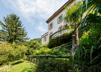 Thumbnail 7 bed villa for sale in Blevio, Como, Lombardy, Italy