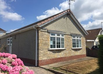 Thumbnail 2 bed detached bungalow for sale in Laburnum Drive, Newton, Porthcawl