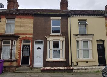 Thumbnail 2 bedroom terraced house for sale in Bligh Street, Liverpool