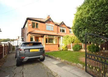 Thumbnail 4 bed semi-detached house for sale in Outwood Lane, Horsforth, Leeds