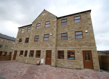 Thumbnail 4 bed detached house for sale in Mill Bank Close, Todmorden, Lancashire