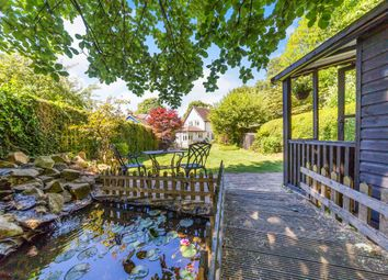 Thumbnail 4 bed semi-detached house for sale in Green Lane, Letchworth Garden City