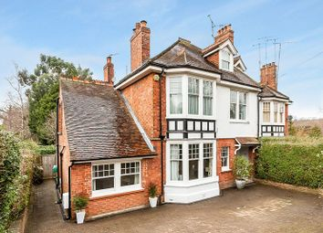 Thumbnail 5 bed semi-detached house for sale in Montacute Road, Tunbridge Wells