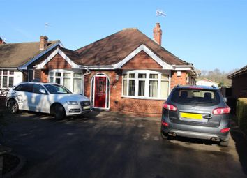 Thumbnail 3 bedroom detached bungalow for sale in Nottingham Road, Trowell, Nottingham
