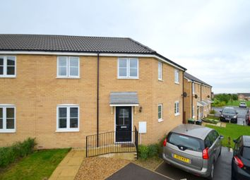 Thumbnail 3 bedroom semi-detached house for sale in Chapple Close, Oundle, Peterborough