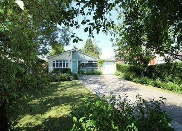 Thumbnail 4 bed detached bungalow for sale in Manor Lane, Penwortham, Preston