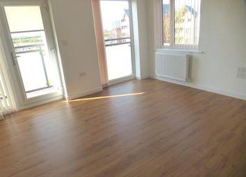Thumbnail 2 bed flat to rent in Stony Manor, Vespasian Road, Milton Keynes