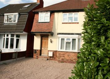 Thumbnail 1 bed maisonette to rent in Hurdis Road, Shirley, Solihull