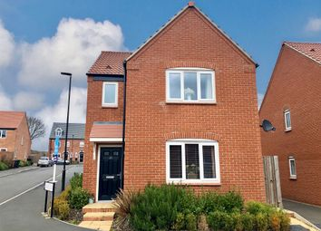 Thumbnail 3 bed detached house for sale in Kingsgate Close, Chellaston, Derby