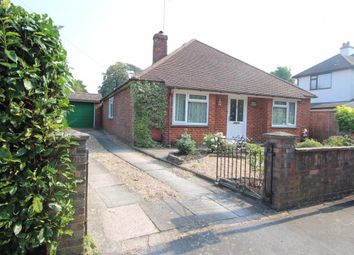 Thumbnail 2 bed bungalow to rent in Grovefields Avenue, Frimley, Surrey