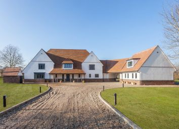 Thumbnail 6 bed detached house for sale in Broad Lane, Swannington, Norwich