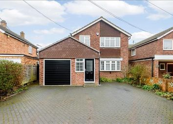 Thumbnail 4 bed detached house to rent in King Edwards Rise, Ascot, Berkshire