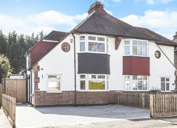 Thumbnail 4 bed semi-detached house for sale in Whitehall Road, Bromley
