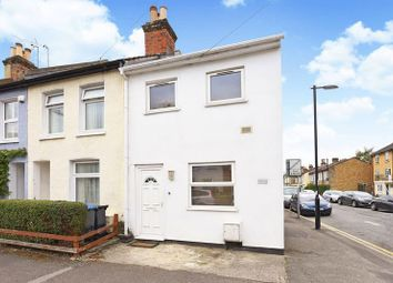 Thumbnail 2 bed end terrace house for sale in Addison Road, London