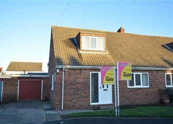 Thumbnail 3 bed semi-detached house for sale in Plough Garth, Kellington, Goole