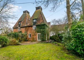 Thumbnail 4 bed barn conversion for sale in Ashurst Road, Ashurst