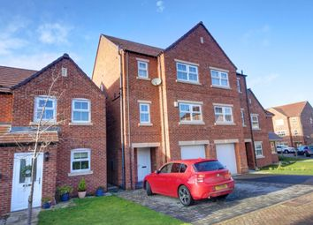 Thumbnail 4 bedroom semi-detached house for sale in Bridle Way, Houghton Le Spring