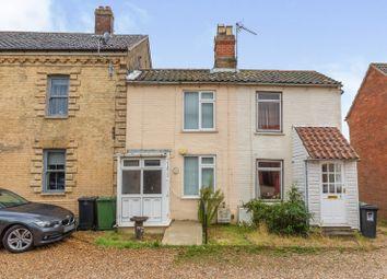 Thumbnail 2 bed terraced house for sale in Fakenham, Norfolk, England